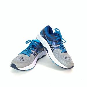 Saucony Everun Omni 16 blue gray Athletic shoes